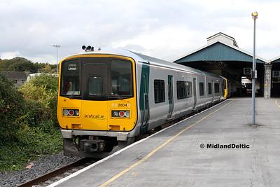 Portlaoise / Limerick (Rail), 12-10-2016