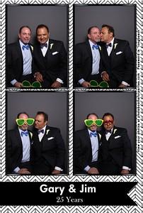 Gary and Jim's 25 Year Anniversary