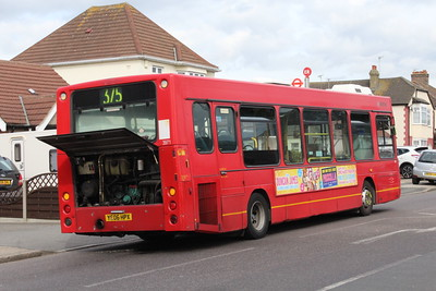 London Buses Breakdown