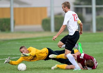 Photos: Windsor Vs. Skyline boys soccer 9/14/15