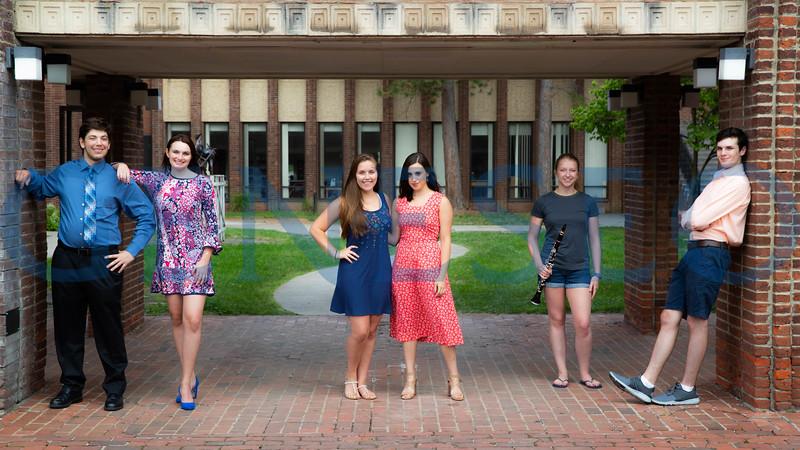 Honors Recital Group Photo