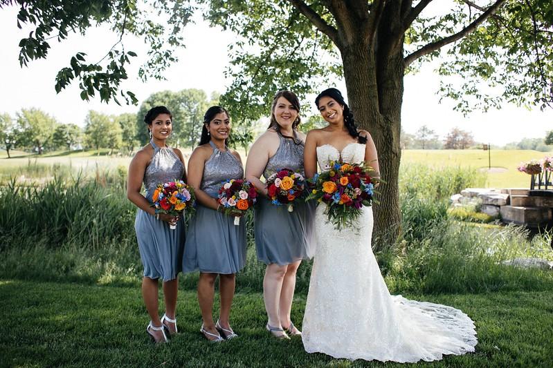 LeCapeWeddings Chicago Photographer - Renu and Ryan - Hilton Oakbrook Hills Indian Wedding -  268.jpg
