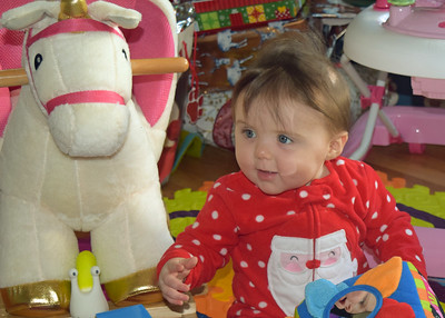 ALICE'S FIRST CHRISTMAS MORNING