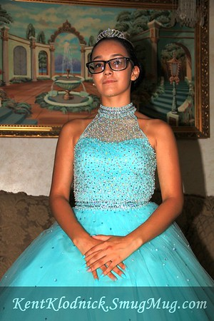 Quinceanera At Home