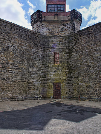 Philadelphia, PA:  Eastern State Penitentiary (Day)