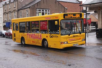 Northumberland Visit 2012
