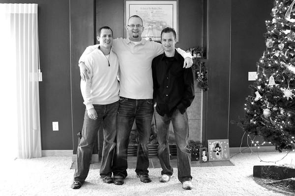 Ford Family// December 2011