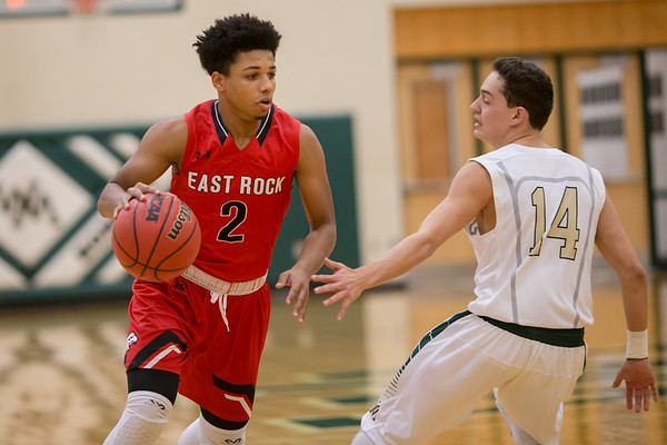 2017 East Rockingham Varsity Boys at Wilson
