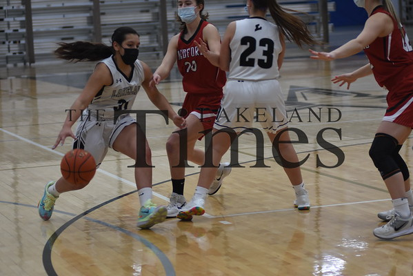 LUHS Girls' Basketball vs. Medford December 17, 2020