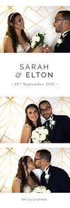 Sarah + Elton