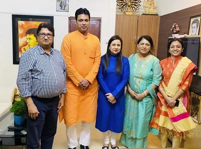 India oct 2019 visit