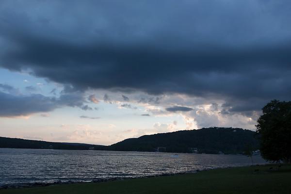 2017 July 3rd, Lake George Deep Creek Vacation