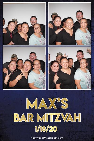 Max Fine Bar Mitzvah