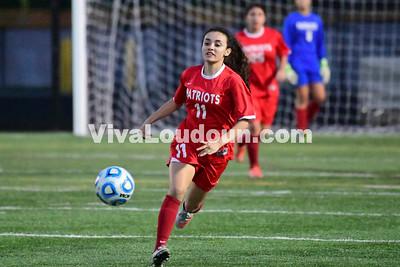 Girls Soccer: Park View vs. Rock Ridge 05.08.2017 (by Al Shipman)