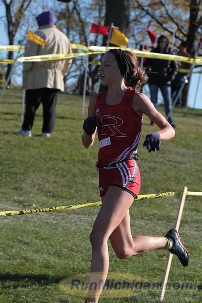 Girls Varsity 1.75 mile - 2015 Macomb County XC Championships