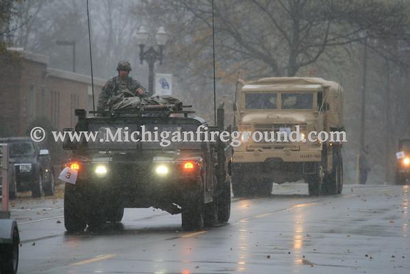 11/11/13 - Mason Veteran's Day parade