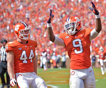 Clemson vs Syracuse 2018