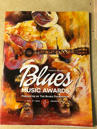 Blues Music Awards Mag