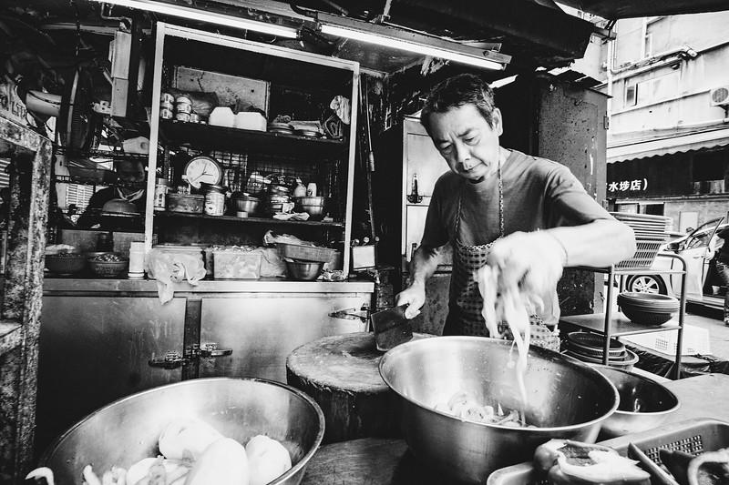 Dai Pai Dong Chef - Sham Shui Po, Hong Kong