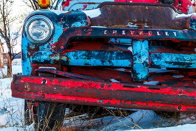 Rust and Prairie Relics
