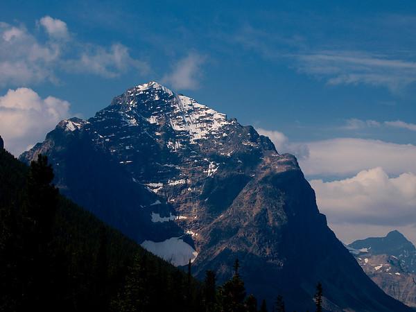 Edith Cavel Glacier Hike