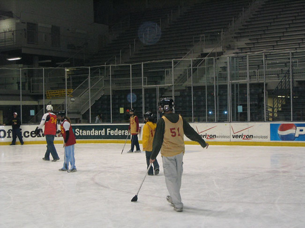 HKN Broomball (2005-12-12)
