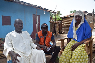 Community dialogue funded by ECHO in CAR