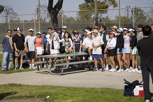 Tennis - VAAPA