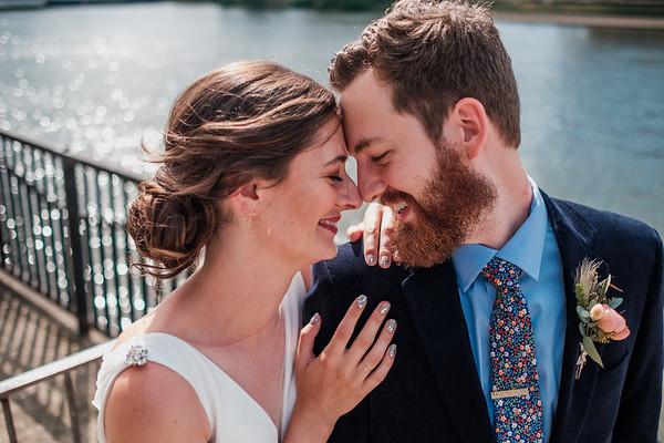 1. Full Wedding   Suzanne & Dan