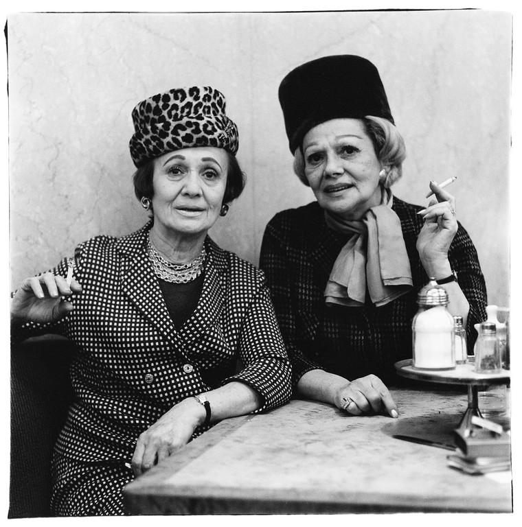 Famous Portrait Photographers - Diane Arbus