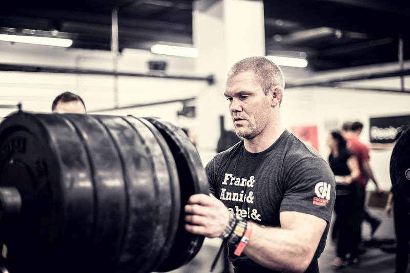 CrossFit National Throwdown Iceland
