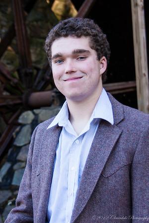 Patrick's Senior Portraits