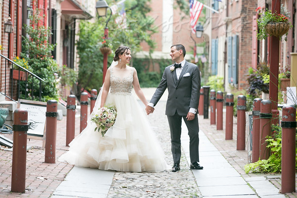 Katie and Marcus Wedding