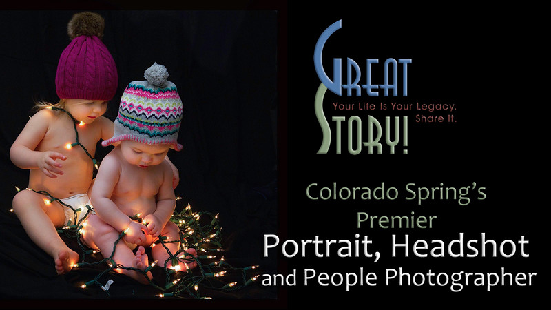 Premier Professional Portrait, Headshot and People Photographer in Monument and Colorado Springs, Colorado