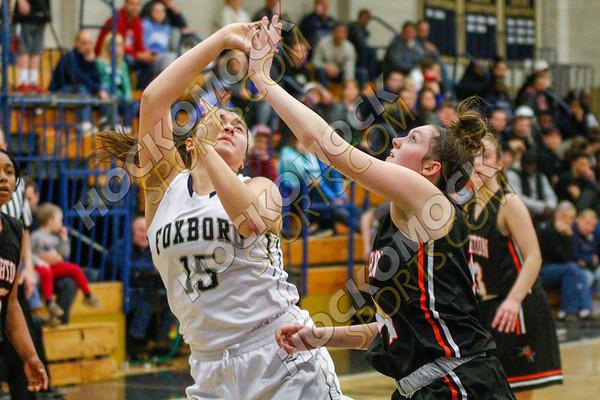 Foxboro-Stoughton Girls Basketball - 03-04-18