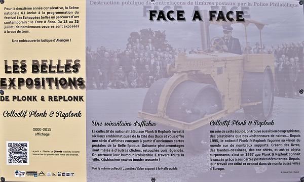 Plonk & Replonk - Face à face