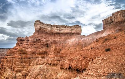 Canyon Rim  Photography by Wayne Heim