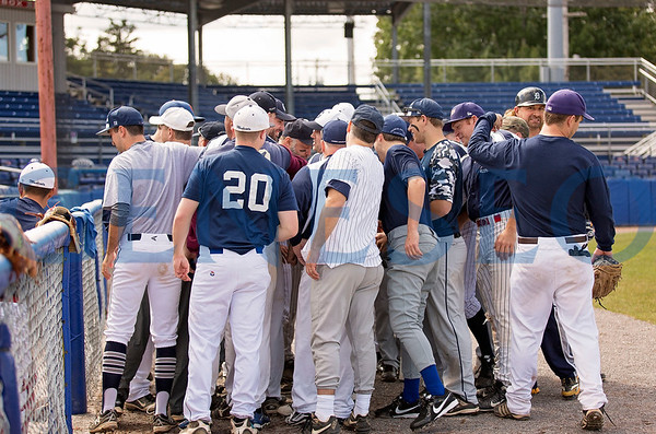 Alumni Baseball Game (Photos by Annalee Bainnson)