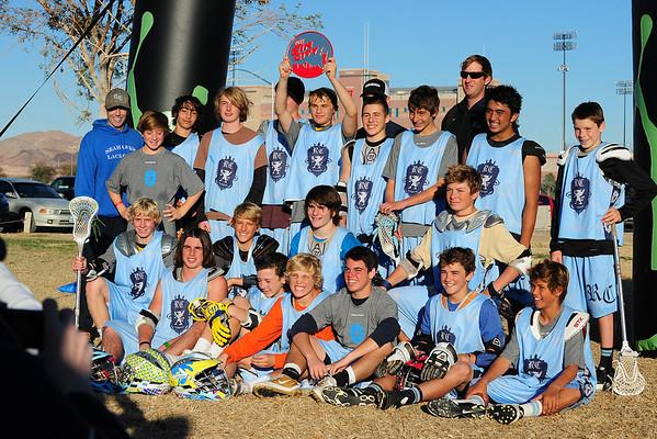 Winning team photos 12-4-11
