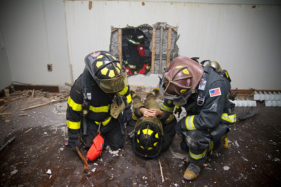 Firefighter Skills - Mallet School