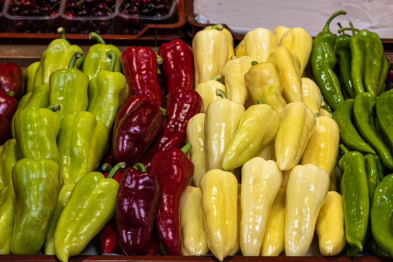 multi-colored peppers Central Hall Market.jpg