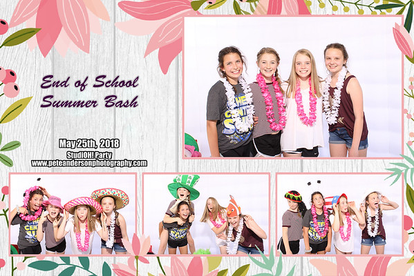 2018 Pine Elementary End of Summer Bash