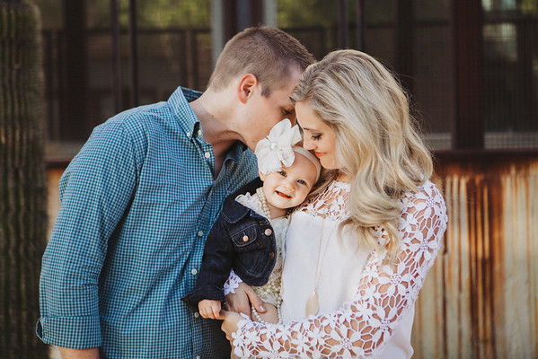 The Williams Family | Mini Session