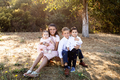 K Vargas Family 2018