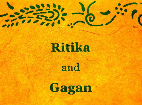 Ritika Aulakh & Gagan Badhwar 2006