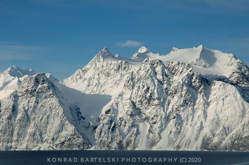 Lyngen Alps, The Arctic
