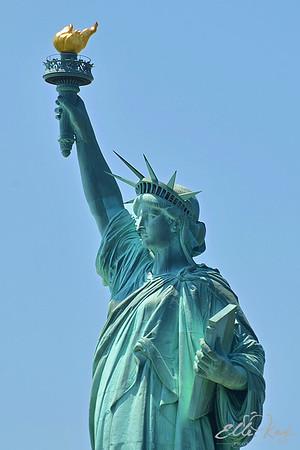 Statue of Liberty/Ellis Island