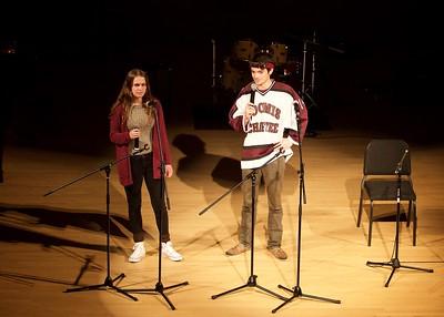 2017 Student Council Benefit Concert