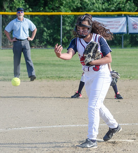 East Lynn at Peabody softball all-stars