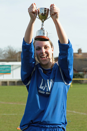 Exning Ladies Cup Win (2-1)